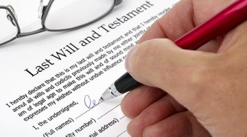 Wills, Power of Attorney & Estate Law